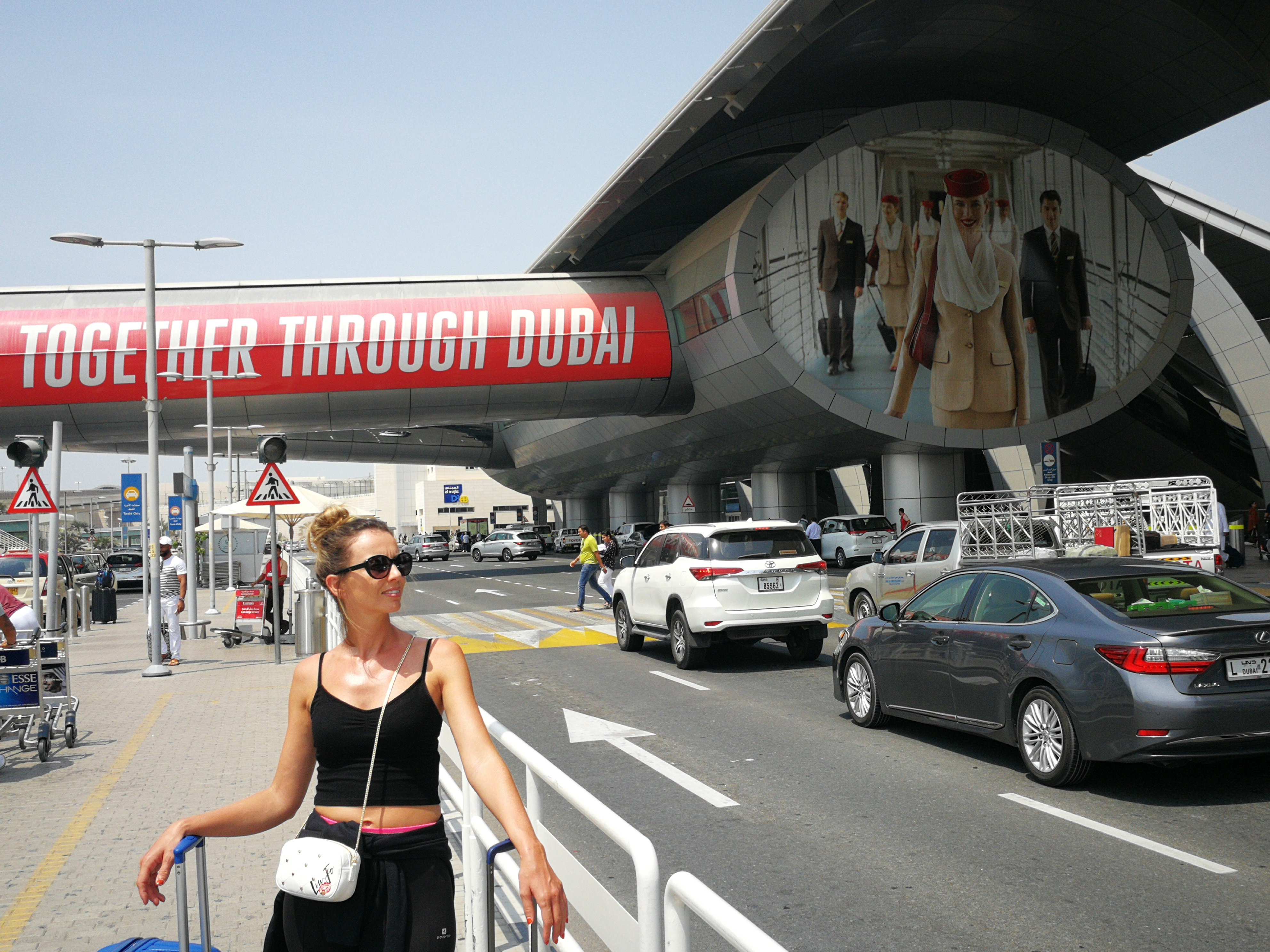 voyage-aéroport-dubaï