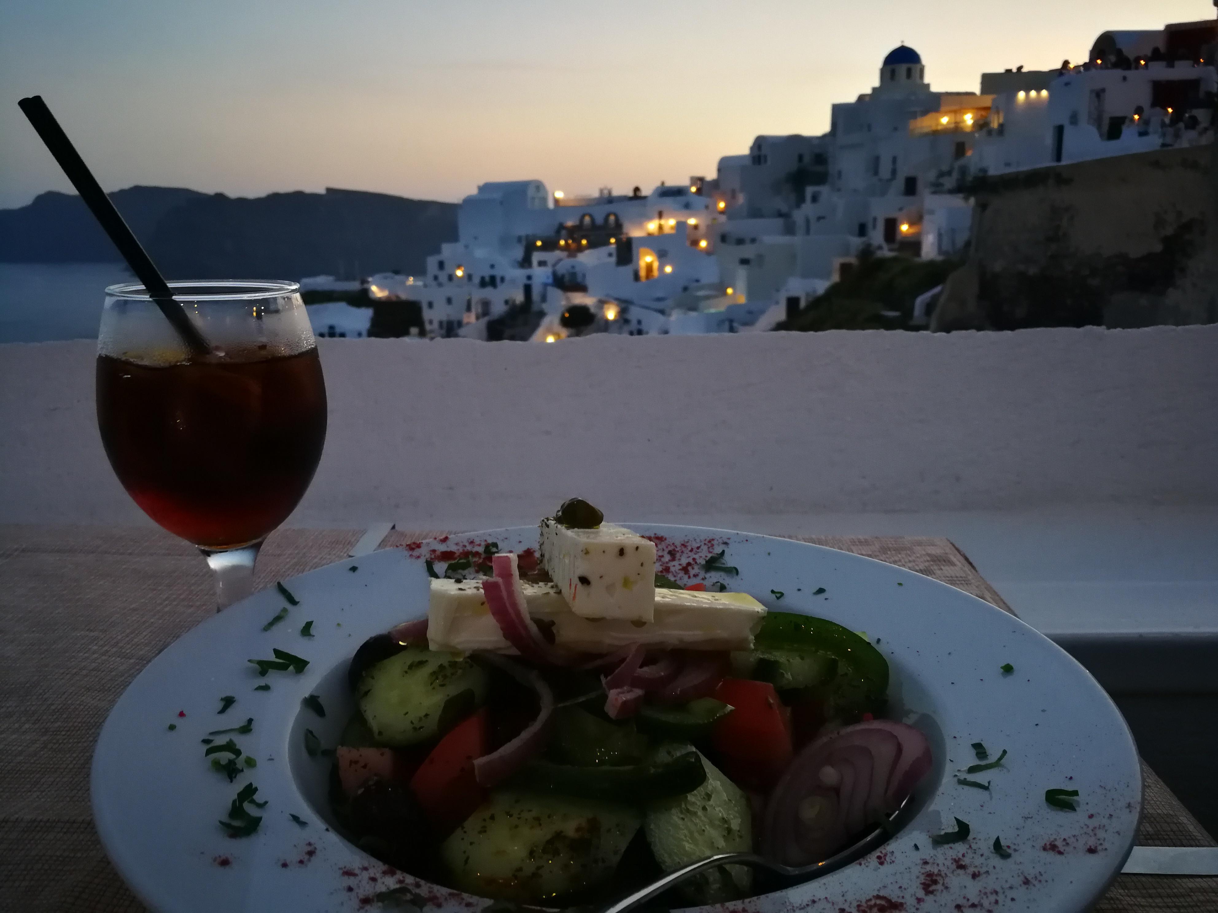 Apsithia restaurant OIA