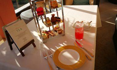 AFTERNOON TEA BRUNELLO FAIRMONT DUBAI