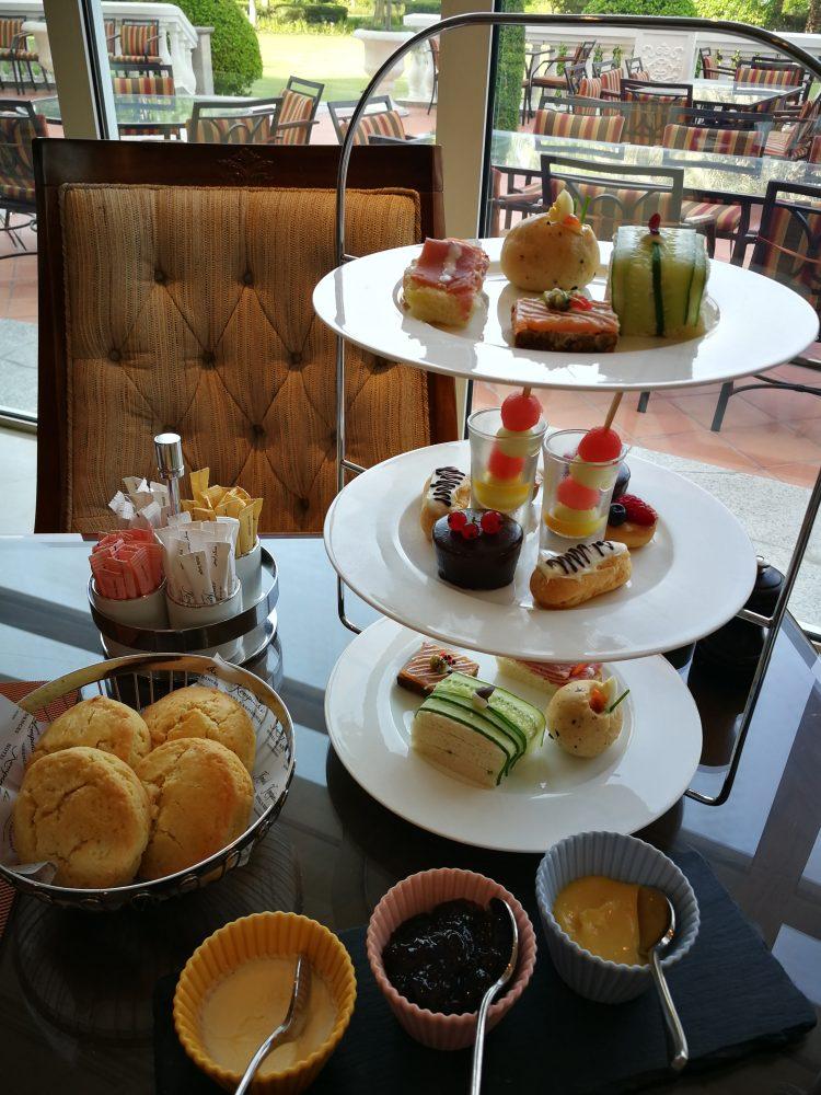 DUBAI AFTERNOON TEA