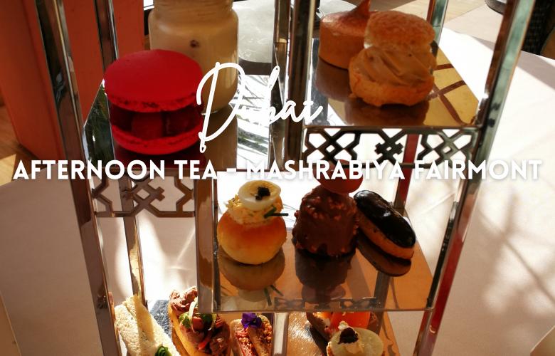 AFTERNOON TEA DUBAI
