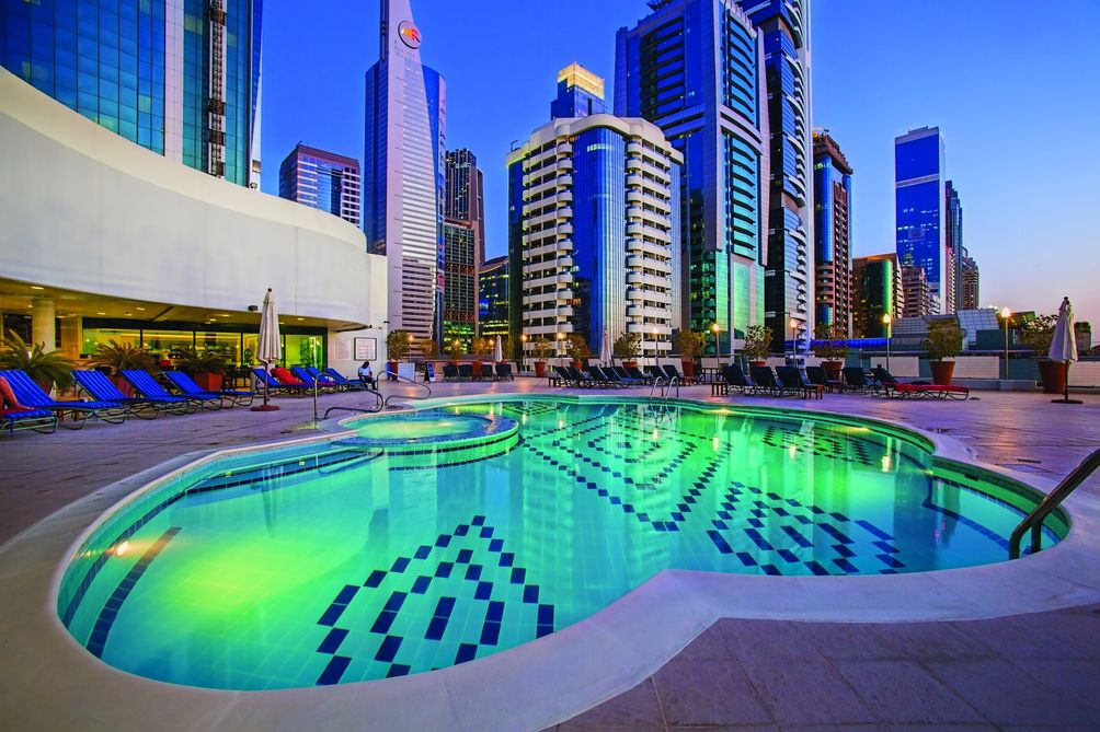 TOWERS ROTANA HOTEL DUBAI