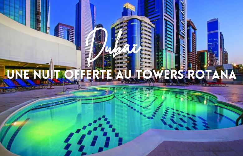 TOWERS ROTANA HOTEL DUBAI