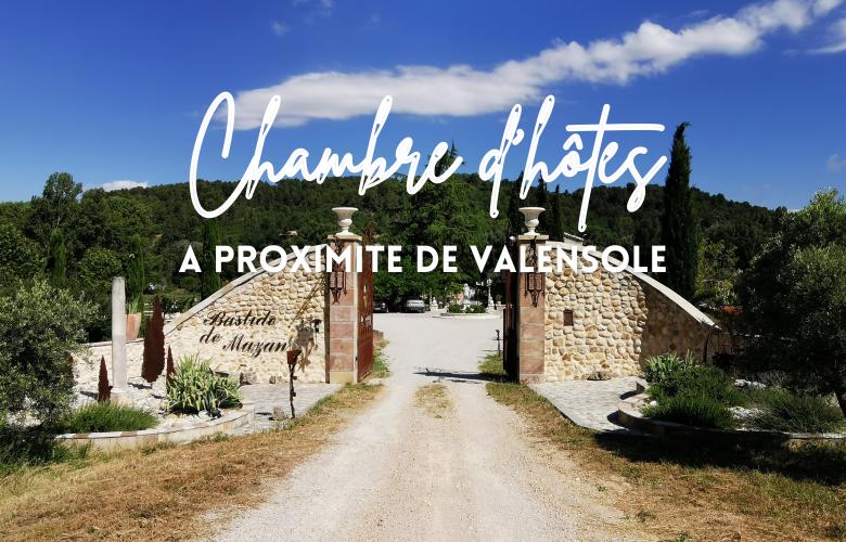 CHAMBRE D'HÔTES RIEZ