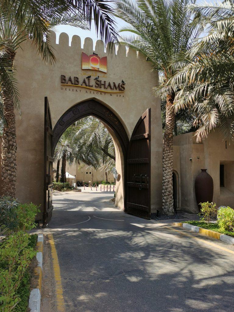 BAB AL SHAMS HOTEL DUBAI